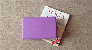 Yoga met een blok - wat voegt het toe?