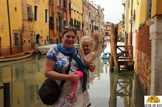 Venetie met kinderen