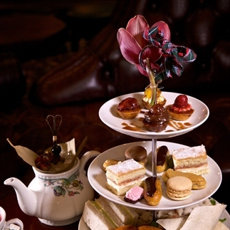 5x afternoon tea in London
