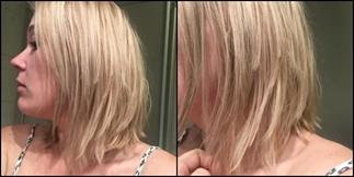 HELP de kapper heeft mijn haar verknipt