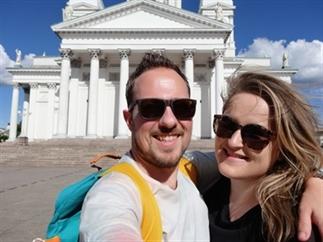 Zomervakantie in Helsinki