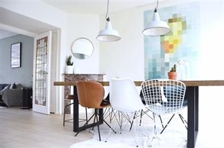 Binnenkijken // Nieuwe IXXI muurdecoratie