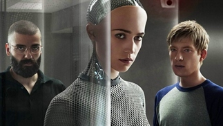 Recently watched #18 o.a review van ex machina