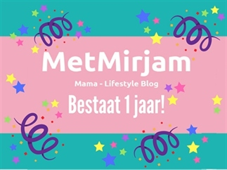 1 jaar MetMirjam | Een kijkje achter de schermen