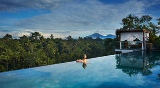 10 Mooiste hotels met een infinity pool in Ubud
