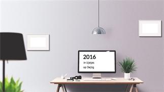 2016 in lijstjes op Dejlig