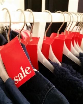 5x shoppen tijdens de sale
