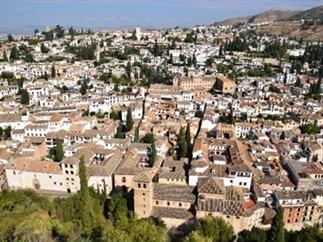Albaicín, de mooiste wijk van Granada