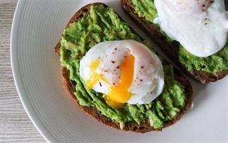 Avocado Toast met Gepocheerde Ei