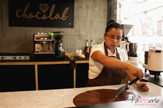 Chocolab: Gratis Masterclass Chocoladereep maken