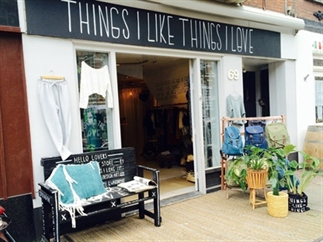 Concept Store: Things I Like Things I Love