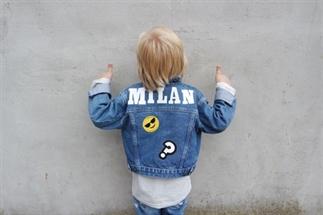De kledingstijl van Milan