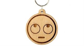 Draag je emoji altijd bij je als sleutelhanger