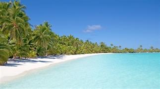 Even dromen over het mooiste strand ter wereld