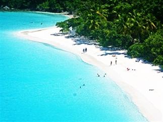 Geld toe krijgen op de US Virgin Islands