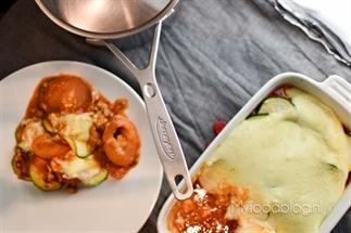 Groente lasagne (zonder lasagne vellen!)