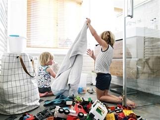 Handige tips voor het schoonmaken van speelgoed
