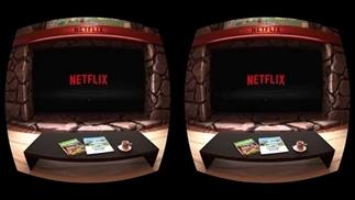 Hoe kijk ik Netflix in VR