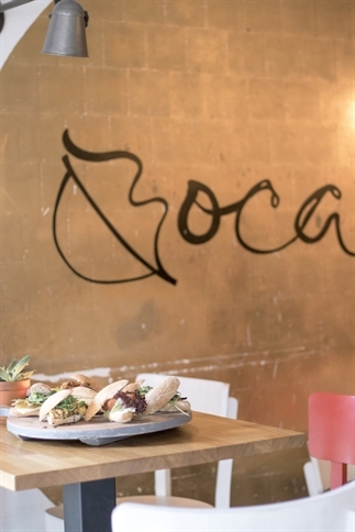 Hotspot: Lunchen bij Boca's Rotterdam