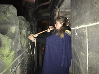 Indrukwekkend: Türmerin von Münster