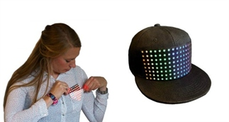 Kickstarter Monday: LED lampjes in je kleding