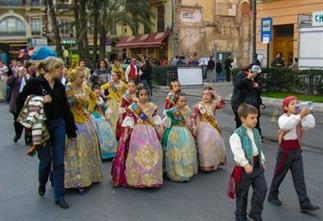 Las Fallas in Valencia, een fantastisch feest!