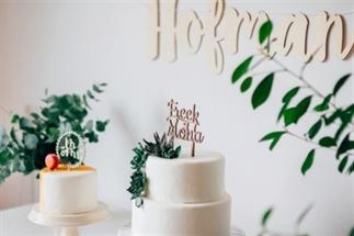 Maak je bruiloftdecoratie persoonlijk!