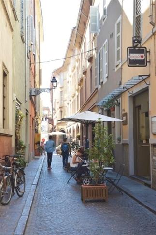 Maak kennis met het gastronomische Parma