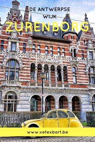 Ontdek de allermooiste straat van Antwerpen