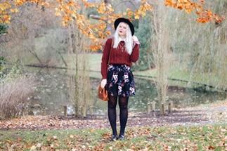 Outfit herfstdagen!