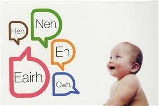 Praten tegen je baby heeft nut!