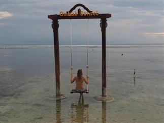 Romantische trip naar de Gili Eilanden