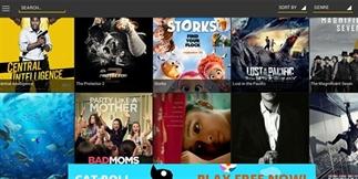 Showbox: gratis en onbeperkt films en series kijke