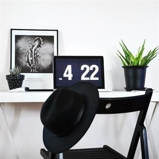 Streept's home office