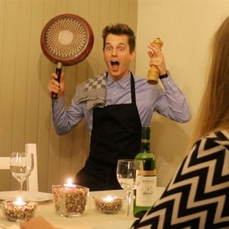 Thuis koken voor je date: tips & tricks