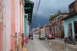 Toeristisch Trinidad in Cuba