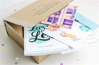 Unboxing HappyReads boekenbox!
