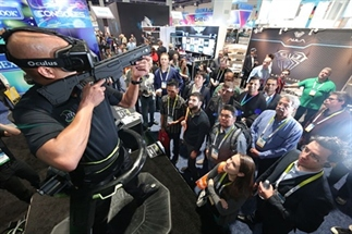 Volop Virtual Reality op CES