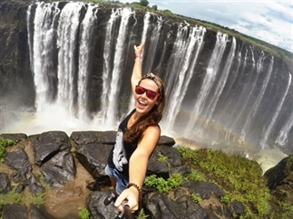 Voor op je bucketlist: Victoria Falls in Zimbabwe!