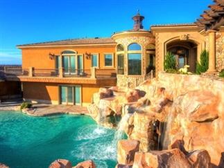 Wegdromen bij de mooiste luxe huizen