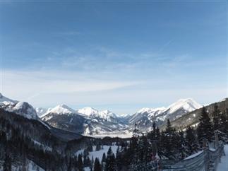 Winter Wonderland in Oostenrijk