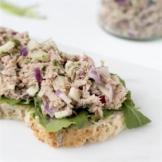 Zelf maken: Tonijnsalade