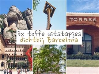 3x toffe uitstapjes dichbtij de stad Barcelona