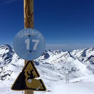 5 Skigebieden met 100% goede sneeuwgarantie