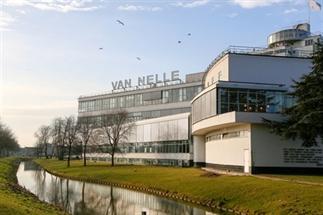 Architectuur-toer: de Van Nellefabriek in Rotterda
