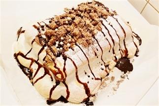 Baked Alaska; ijstaart uit de oven!
