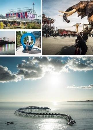 Bezoek Nantes deze zomer voor kunst & cultuur!