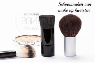 Blogs op verzoek! Schoonmaken van make up kwasten