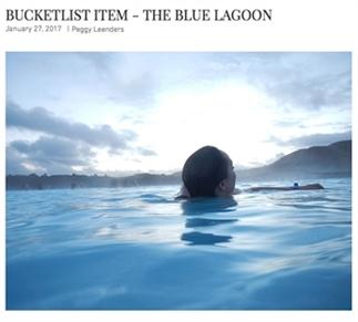 BUCKETLIST ITEM - DE BLUE LAGOON