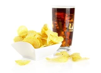 Chips & Cola als medicijn?